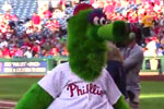 YouTube Tuesday |  Phillie Phanatic | Sports Rhymes